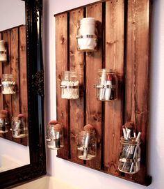 Creative DIY Decor Ideas - How to apply unnecessary jars