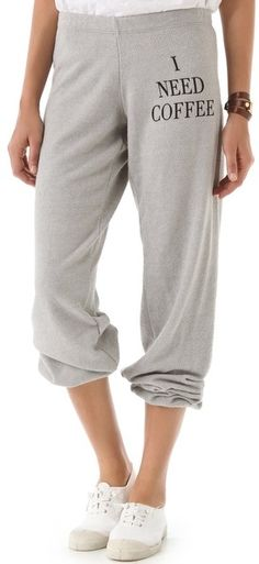 Wildfox Couture Desperate Morning Sweats on shopstyle.com
