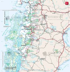 MapasBlog: Mapa do Chile – Região 11 - Aysén