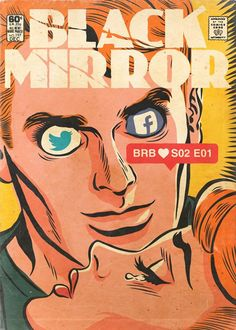 More 'Black Mirror' episodes turned into Golden Age comic covers by artist Butcher Billy - Digital Arts