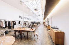 deliving design & craft: Elegante y prácitca, la ropa de Margaret Howell