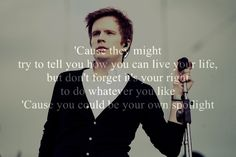 Spotlight - Patrick Stump | We Heart It