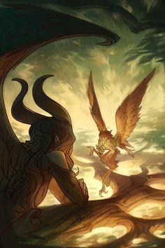 The Curse Of Maleficent (Interiors) by Nicholas Kole, via Behance Maleficent Wings, Maleficent 2014, Maleficent Movie, Malificent, Arte Disney, Disney Magic, Disney Art, Princesas Disney Zombie, Character Art