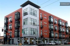 3Level Open Plan SOMA/SFGiants Loft in San Francisco    A little closer, near AT park.  $1750, Total: $1925