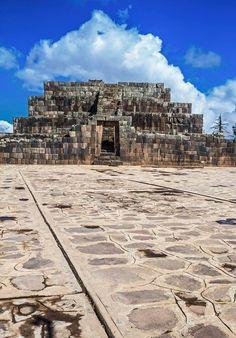 Trono del Inca en Vilcashuaman
