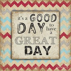 Good Day by Jean Plout