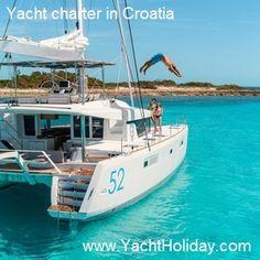 Yacht Holiday in Croatia