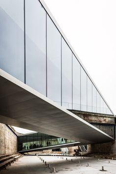 The Maritime Museum / Søfarts Museet by Bjarke Ingels Group