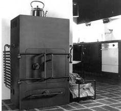 HWAM historic stove