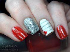 Inspirações de unhas para o Dia dos Namorados