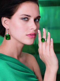 Graff emeralds. V