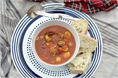 A Guide to the Big Holiday Squeeze + Rustic Family Beef Stew
