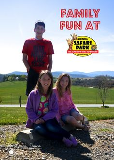 Family Travel: Virginia Safari Park: the perfect half-day family fun activity! Check this out. The animals literally eat right out of your hand! http://www.jolynneshane.com/2014/04/visiting-lexington-virginia.html