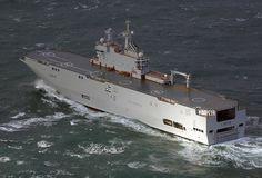 French Amphibious assault ship Tonnerre (L9014)