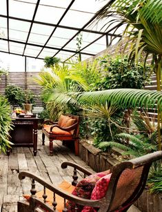 plants, wood, greenhouse, textiles