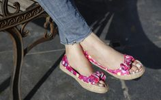 Polka-Dotted Princess Flats Online at Done By None