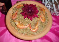 Oferendas para Obá | Feijão com Camarão seco