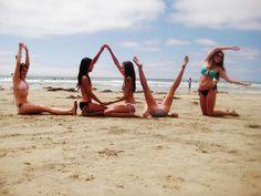 Resultado de imagen para fotos tumblr en la playa con amigas