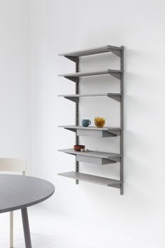 Bautier s design converts for use in other rooms  The Unit Shelf 60176a6576a98