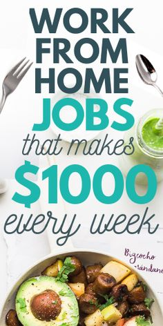 These work from home jobs are high paying and in demand. Plus, you don't need experience to qualify for these jobs. Start making full time income by working from home with one of these jobs. Apple MacBook…Read More→ Ways To Earn Money, Earn Money From Home, Make Money Fast, Earn Money Online, Online Jobs, Work From Home Opportunities, Work From Home Tips, Virtual Jobs, Best Home Business