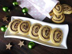 Raspberrybrunette: Linecké keksíky s nutelou a orechami
