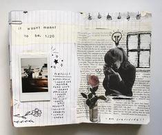 ,kunstjournal inspiration,,My Pins Bullet Art, Bullet Journal Inspiration, Art Journal Pages, Junk Journal, Drawing Journal, Journal Ideas, Art Journals, Drawing Heart, Photo Polaroid