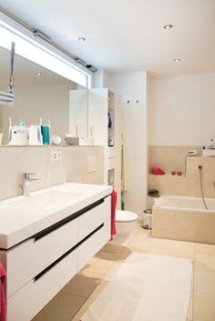 Badezimmer Gestalten Eleganten Und Modernen Stil | Kleine Badezimmer Design  | Pinterest