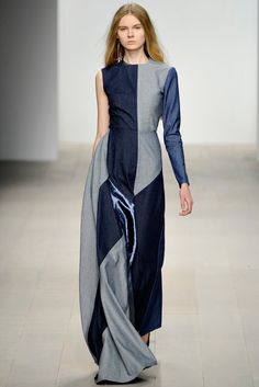 Central Saint Martins — Timur Kim | Fall 2012 Ready-to-Wear Collection | Vogue Runway