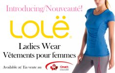 LOLE now available at select CANEX locations. Get a jump start on spring with these fabulous finds.