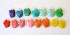 TUTORIAL: Colored Rice Easter Eggs | MADE