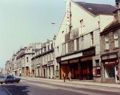 Silver City, Make Way, North Sea, Aberdeen, Spring Garden, Scotland, Cinema, Street View, Geo