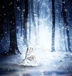 Winter Magic by BloodMoonEquinox