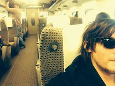 Norm on the bullet train in Japan