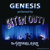 5 aprile 2013 - GENESIS performed by: GET'EM OUT! Blues House Milano