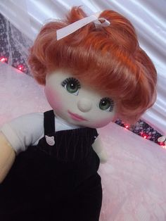 Mattel My Child Doll ~ Red Topknot ~ After ~ Commission Restore | Flickr – Condivisione di foto!