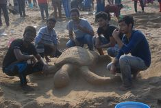 Sand Sculpting Contest 2018 Save the #Turtle at #Palavakkam #Beach  http://thamizharasankarunakaran.com/sand-sculpting-contest-save-turtle-palavakkam-beach-chennai-event-entertainers-photo-video-coverage/  #cee #ceent #chennaieventemcees #chennaievententertainers #chennaieventprofessionals #mcnandhini #mcthamizh #sandsculpting #contest #savetheturtle #ezoneIndia #urbantree #jeppiar #college #ridleyrun