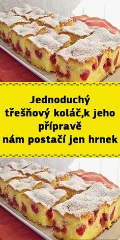 Tiramisu, Nova, Food And Drink, Bread, Homemade, Fruit, Ethnic Recipes, Bakken, Home Made