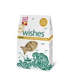Fish Treats for Pets   Grain Free Dog Treat   Wishes   The Honest Kitchen