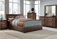 Shop for a City View 7 Pc King Bedroom at Rooms To Go. Find King Bedroom Sets that will look great in your home and complement the rest of your furniture. $1388