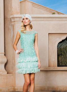 Uno de mis vestidos favoritos de Sonia Peña . Ref: 1150069