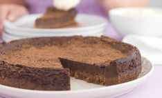 Gooey Chocolate Torte