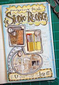 elvie studio: ongoing task
