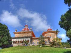 Palácio de Monserrate, Sintra I by Rui Almeida., via Flickr #Portugal