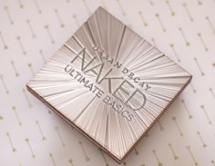 nice Die Urban Decay Naked ultimative Basics Lidschatten-Palette