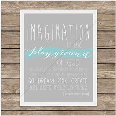 Items similar to Imagination (Erwin McManus) on Etsy Erwin Mcmanus, Live For Yourself, Create Yourself, Create Quotes, Esty, Imagination, Lyrics, Spirituality, Mindfulness