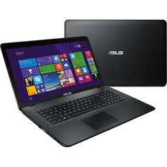 "ASUS X751MA-DB01Q 17.3"" Notebook Computer (Black)"
