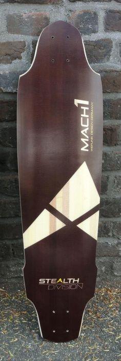 Wefunk Mach 1 Deck - wefunk - Longboard Decks - Canada's Premier Online Longboard Skateboard Retailer