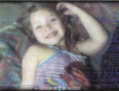 Police need help finding and identifying this child. This pic may be 3 or 4 years old. Please take a look.