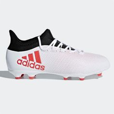 huge selection of 8bef8 799f6 adidas X 17.1 Junior FG Football Boots