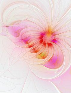 Bloomin' Spring / Fractal art